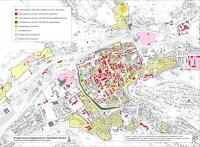 Foto: esc Stadtplan: Baudezernat Schwäbisch Gmünd