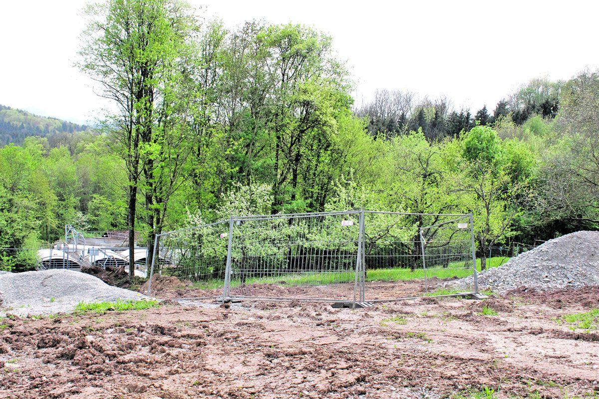 Baumaßnahmen am Pumpwerk in Alfdorf gestoppt