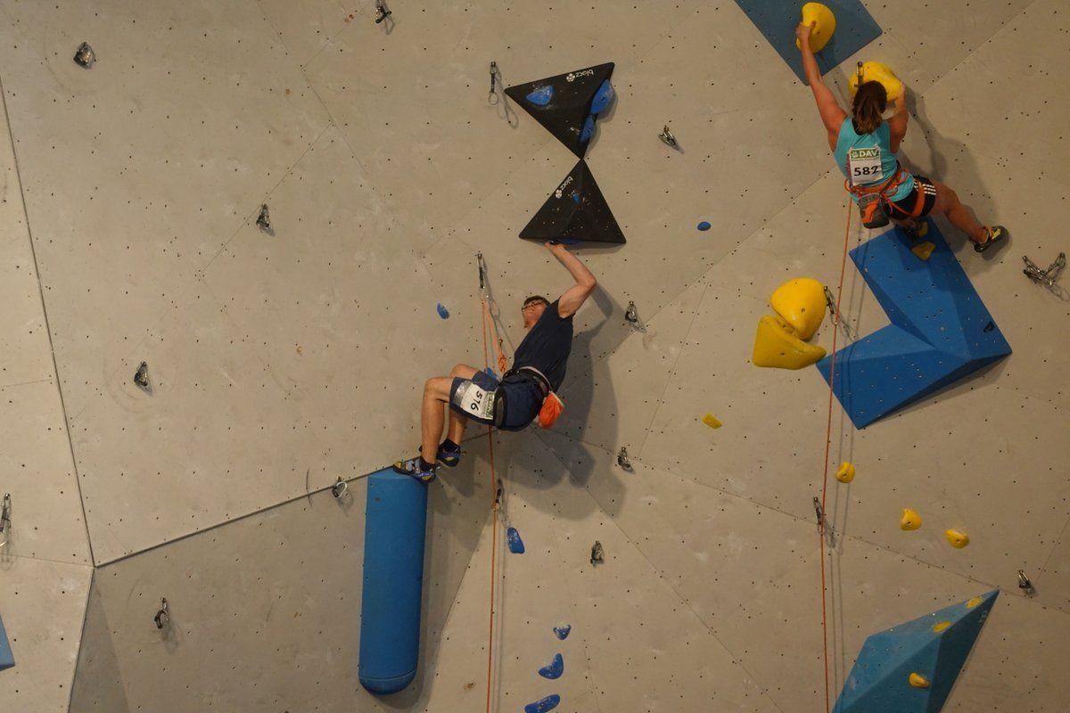 Klettern: Nico Müller wird starker Vierter in Reutlingen
