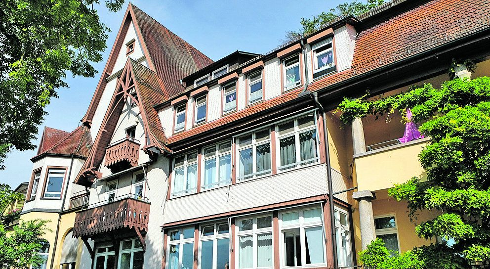 Elisabethenberg wird bis 2022 aufgegeben