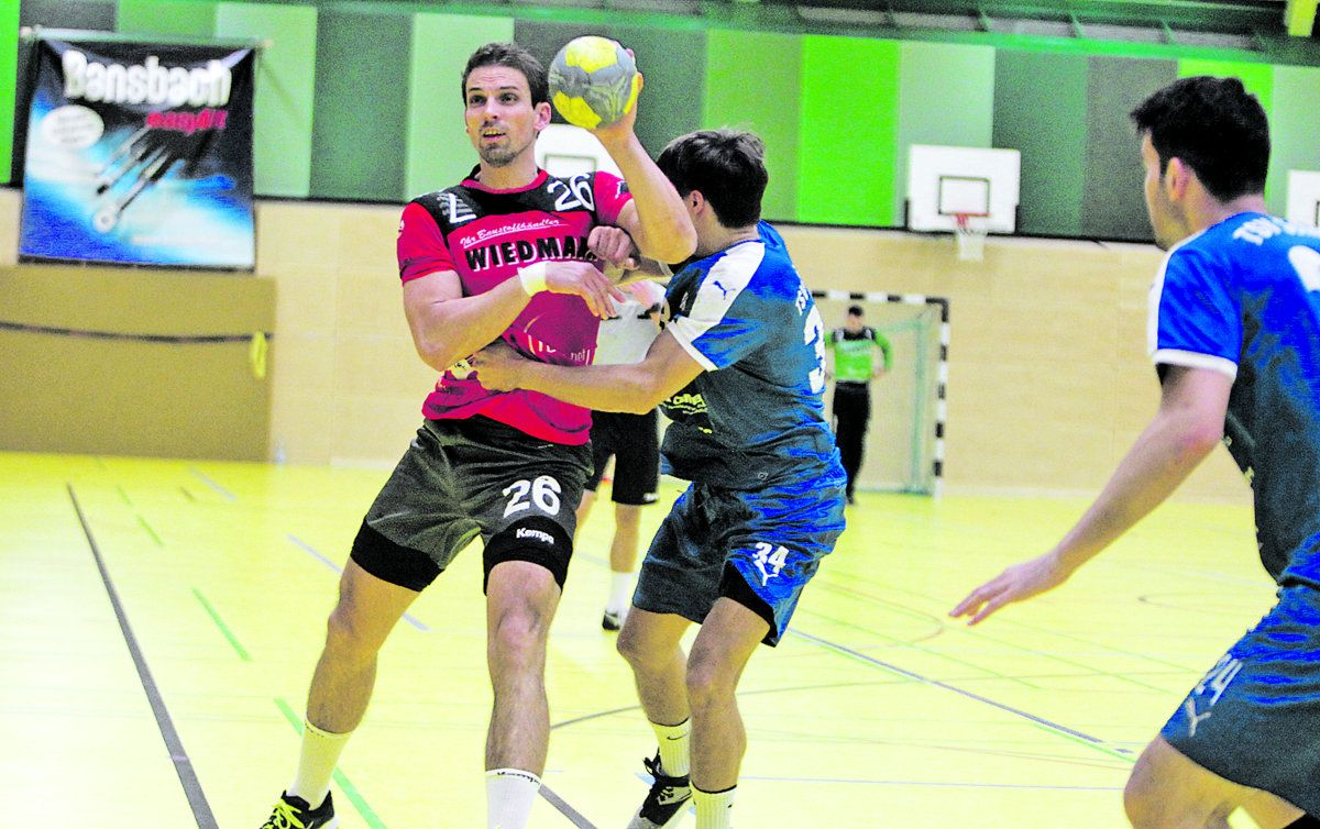 TSV Alfdorf/Lorch verspielt 30:23-Führung