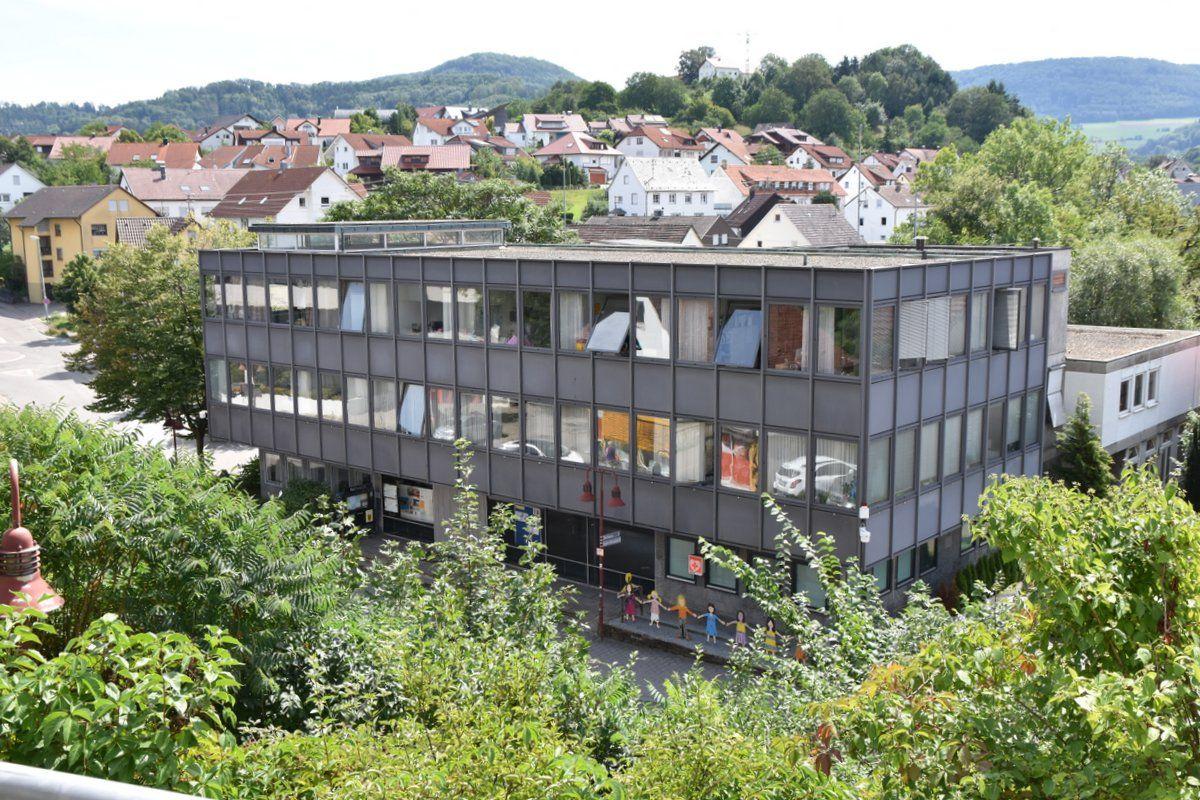 Wie sieht künftig in Waldstetten das Rathaus aus?