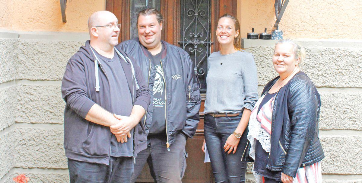 Großes soziales Engagement der Biker von Sachsenhof für Obdachlose