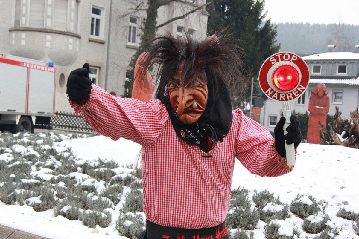 Fasching in Lorch: Alkohol mitbringen verboten