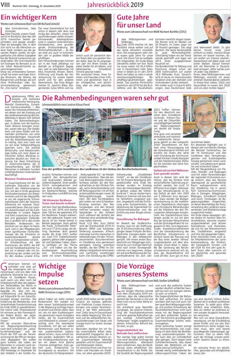 Große Zeitungen