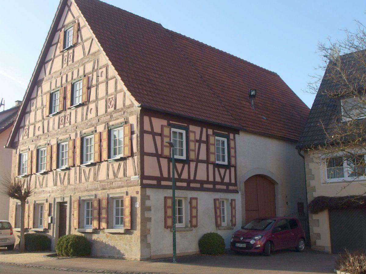 Gemeinde Schechingen kauft markantes Fachwerkhaus