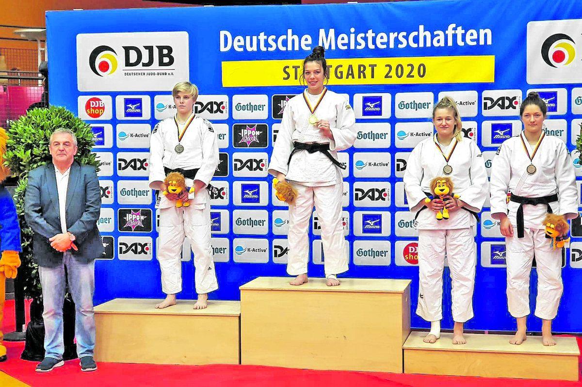 Deutscher Meistertitel für Alina Böhm