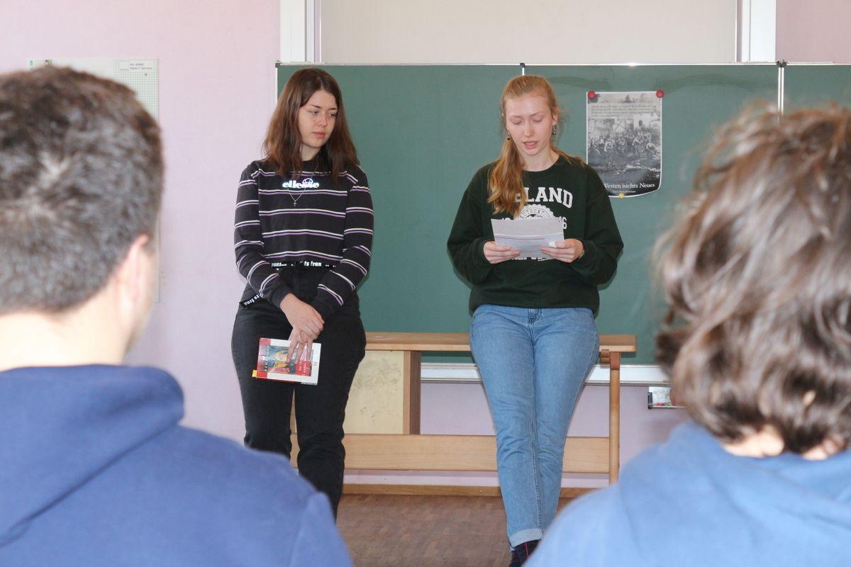 So denken Schüler über verbrannte Bücher in der NS-Zeit