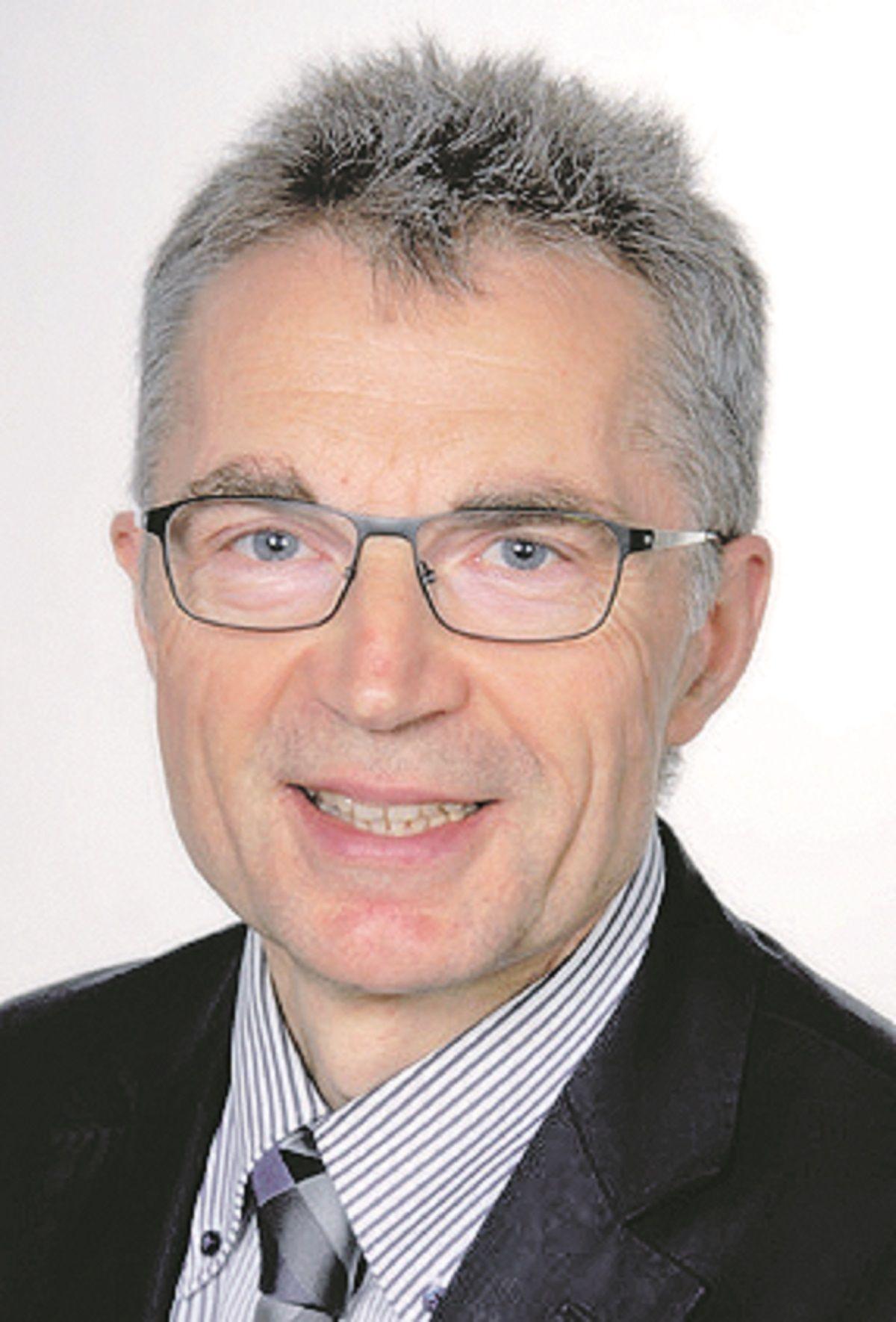 Dieter Gerstlauer wird 60