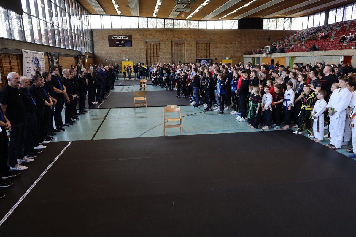 International German Games beeindrucken Kampfsportler und Verantwortliche gleichermaßen