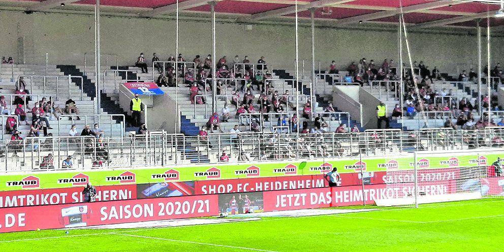 2:0: FCH feiert gelungenen Auuftakt gegen Braunschweig