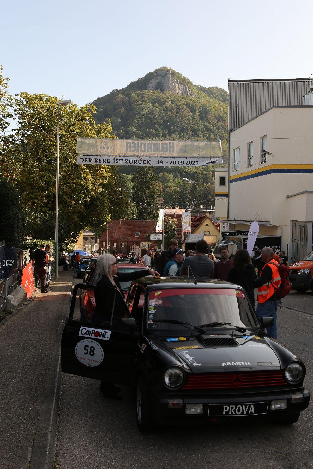 130 Teilnehmer beim Bergrevival in Heubach