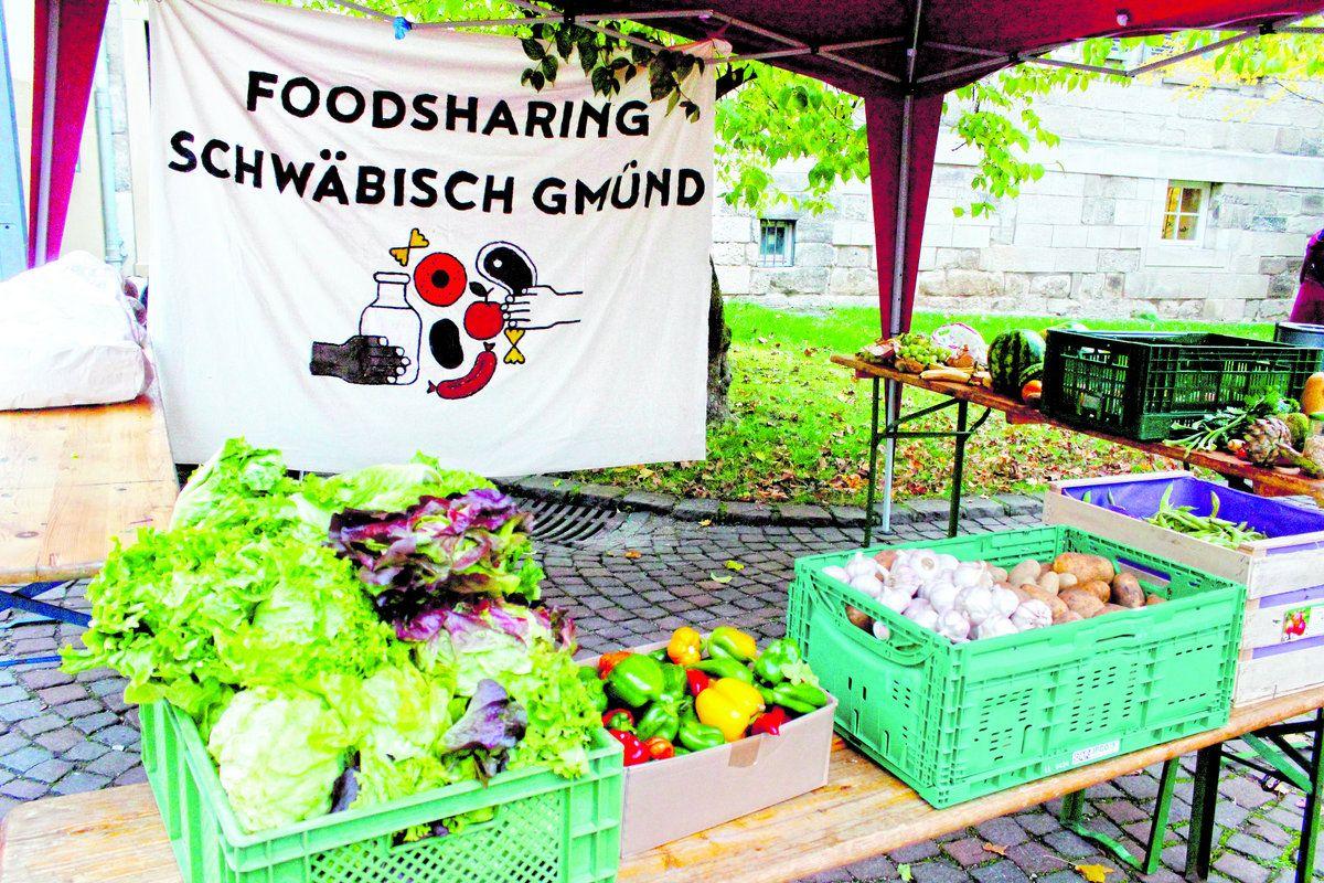 Foodsharing: Lebensmittel verschenken statt verschwenden