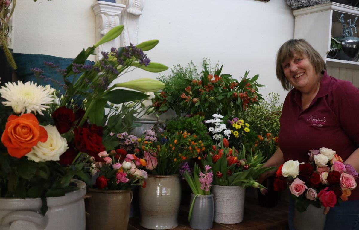 Aufatmen bei den Floristen